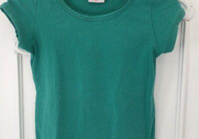T shirt groen baba