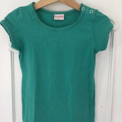 T shirt groen baba 400x400